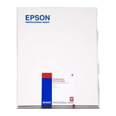 EPSON Ultrasmooth fine art Paper 250 gr