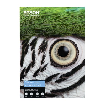 EPSON Cotton Smooth natural Paper 300 gr