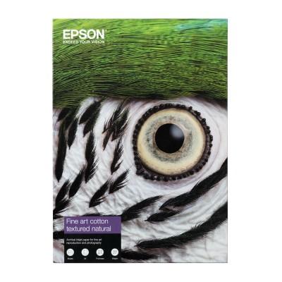EPSON Cotton Textured natural Paper 300 gr
